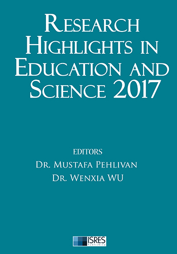 Research Highlights in Education and Science 2017
