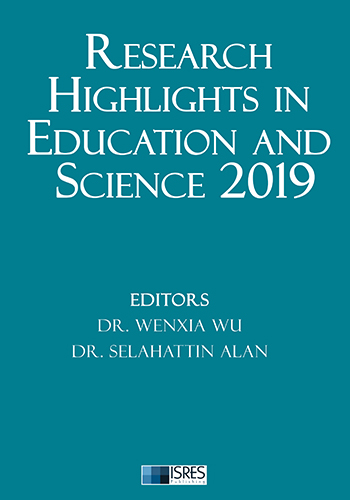 Research Highlights in Education and Science 2019